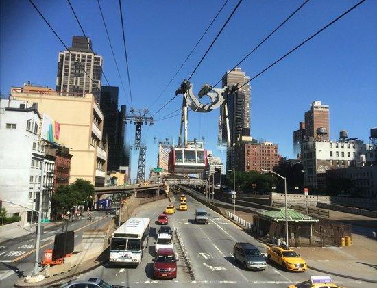 The Roosevelt Island Tramway: Roosevelt Aerial Tram