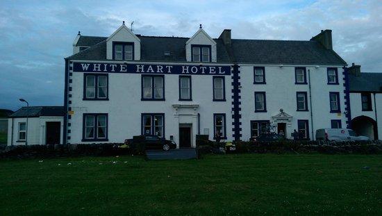 White Hart Hotel : wiew