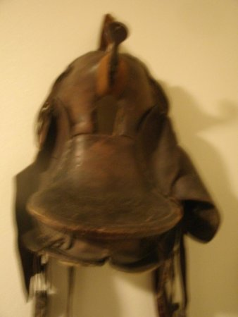Virginia City Inn: Old Horse Saddle