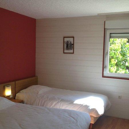 Hotel Au Chene Vert : chambre confort