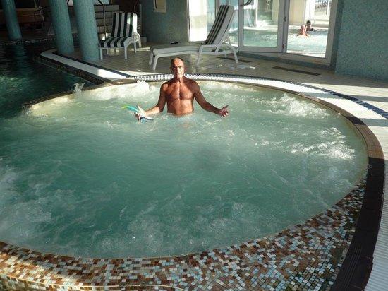 Hotel Helianthal : Ah les bulles bulles bulles....tres agreable