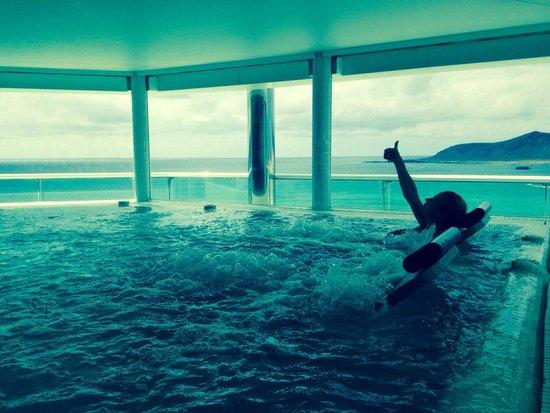 Reina Isabel Hotel : Spa = nice