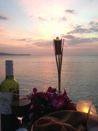 Secrets Wild Orchid Montego Bay : Sunset Dinner
