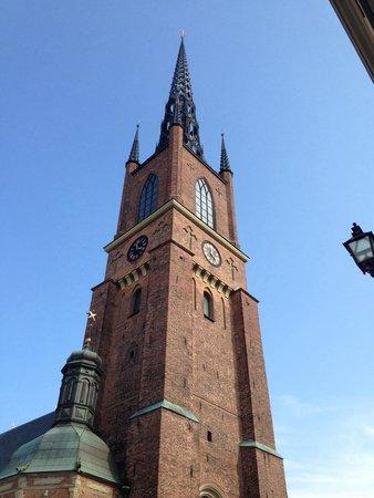 Riddarholm Church (Riddarholmskyrkan): Sweden's Royal Burial Church.