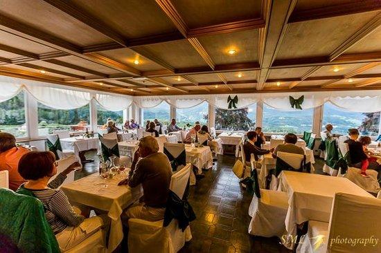 Naturhotel Wieserhof : La sala da cena/colazione