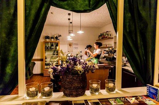 Naturhotel Wieserhof: Il bar interno