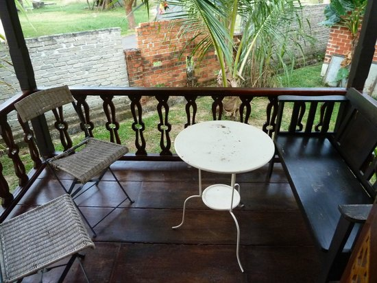 The Bohok Langkawi: Your porch