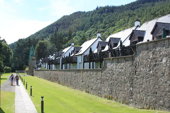 Kenmore United Kingdom  city photos gallery : lodges Picture of The Kenmore Club, Kenmore TripAdvisor