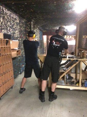 Celeritas Shooting Club: We had a lot of fun!