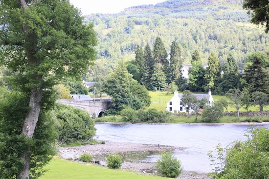 The Kenmore Club: river tay