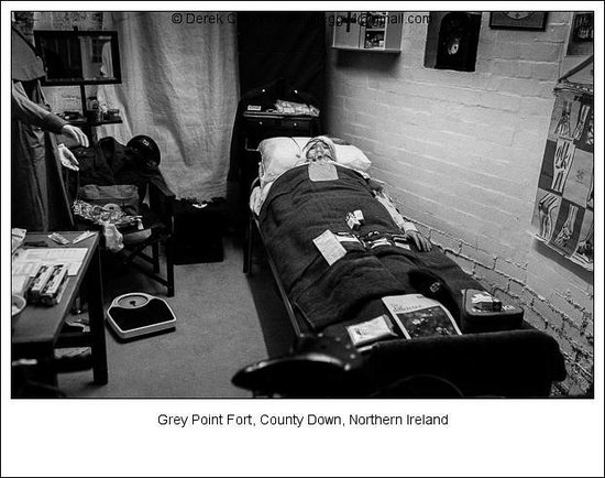 Grey Point Fort: Military Hospital