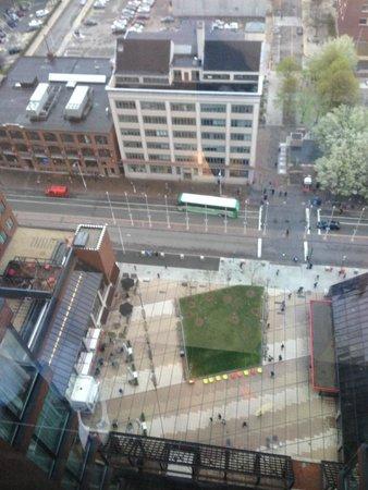 Boston Marriott Cambridge : View from the Room
