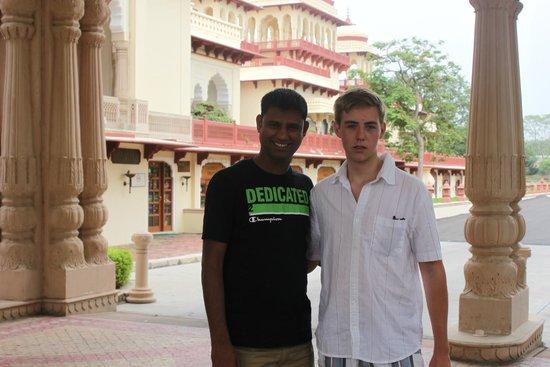 Janu Private Tours: Janu and my brother