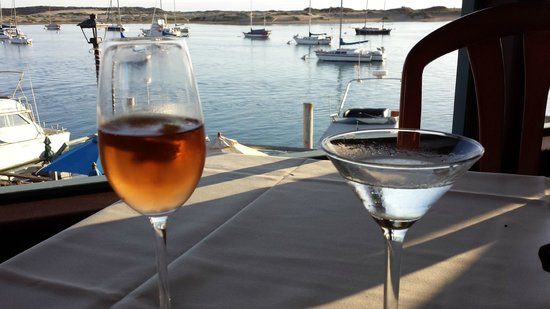 Windows on the Water: The view is a bonus to wonderful food and service