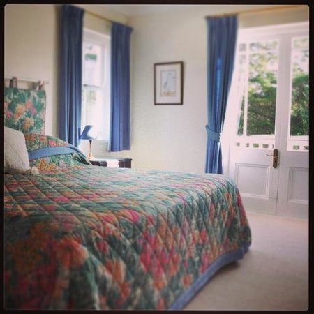 Turning Tides B&B: chambre