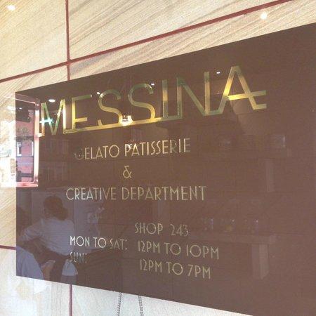 Gelato Messina : Messina Darlinghurst Creative Department