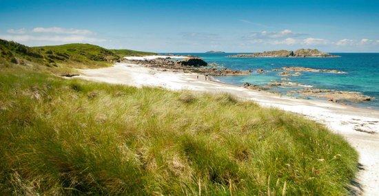 Isle of Mull Hotel & Spa : Beach on Iona