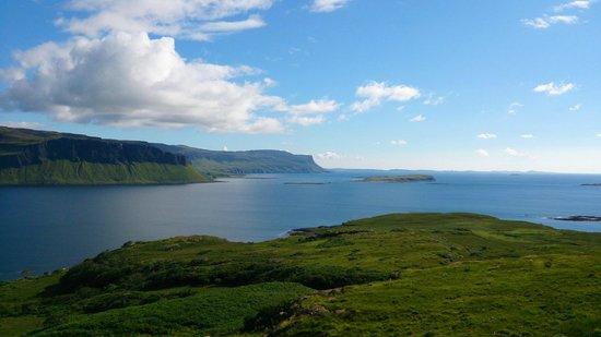 Isle of Mull Hotel & Spa : Amazing Mull view