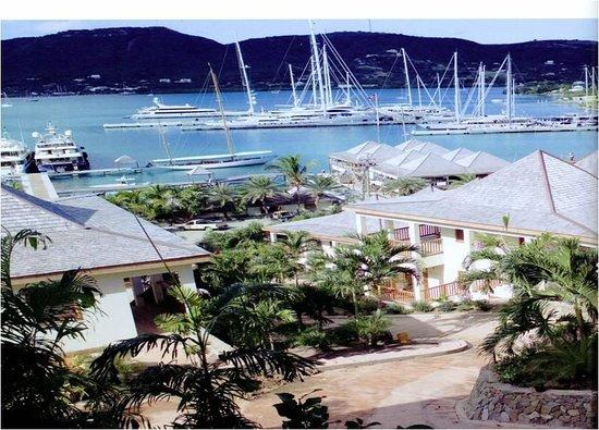 Antigua Yacht Club Marina Resort: Marina View