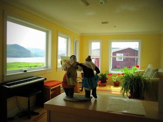 Neddies Harbour Inn : The Sunroom