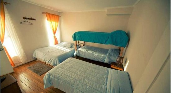 Santisimo Bed & Breakfast: habitacion quintuple