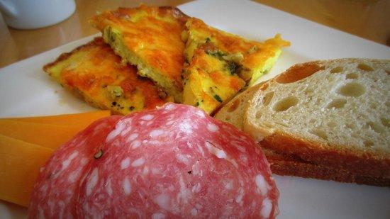 Neddies Harbour Inn : Lovely breakfast