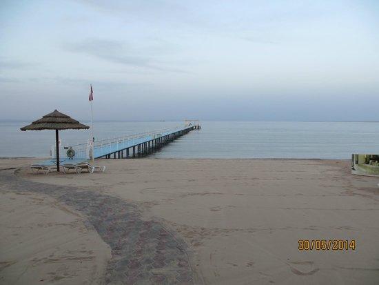Rixos Sharm El Sheikh: Pier