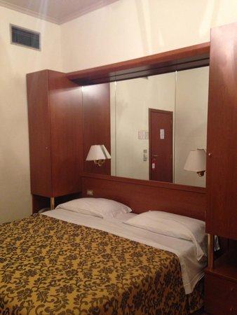 Novo Hotel Rossi: номер