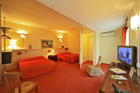 Hotel La Fayette : Chambre Familiale
