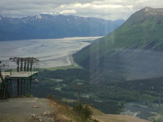 Seven Glaciers View at Hotel Alyeska