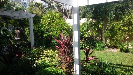 Sandals Royal Bahamian Spa Resort & Offshore Island : Garden Patio