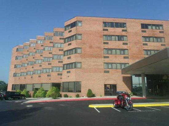 Baymont Inn & Suites Hagerstown : Hotel