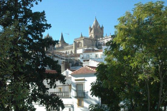 Sé Catedral de Évora : Vista