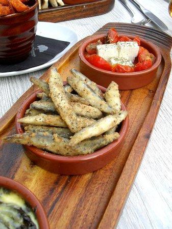 The Olive Tree Brasserie: Meze Monday