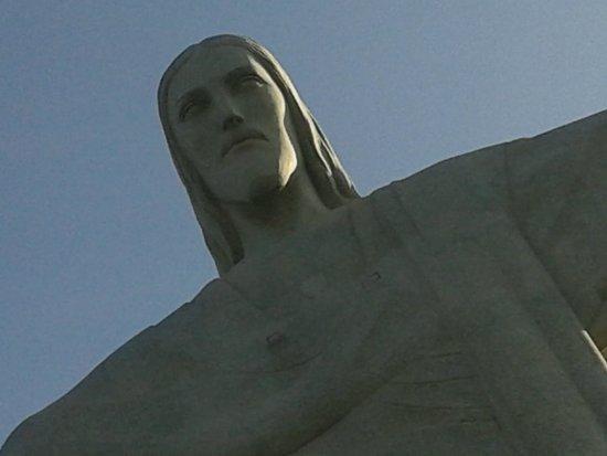Statue du Christ Rédempteur : Cristo Redentor - Corcovado - Rio de Janeiro - Brasil