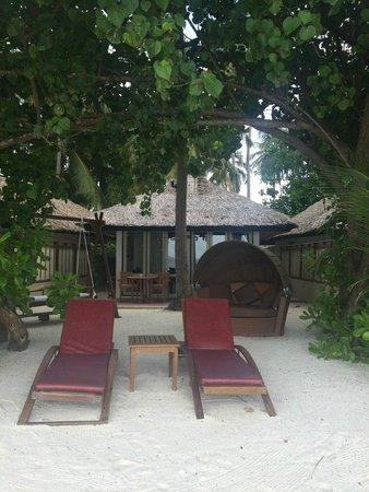 Angsana Ihuru : Habitación - Playa
