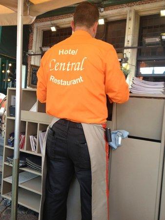 Hotel-Restaurant Central / Sirene D'Or : Hotel-Restaurant Central