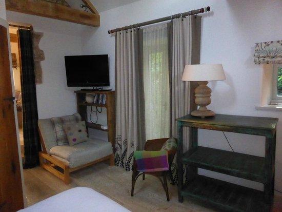 Star Cottage: barn bedroom