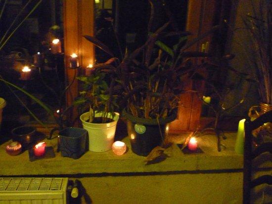 Bastide de Lassalle : L'ambiance pour le repas