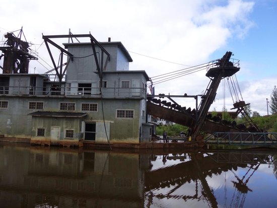 Gold Dredge 8: Gold Dredge #8