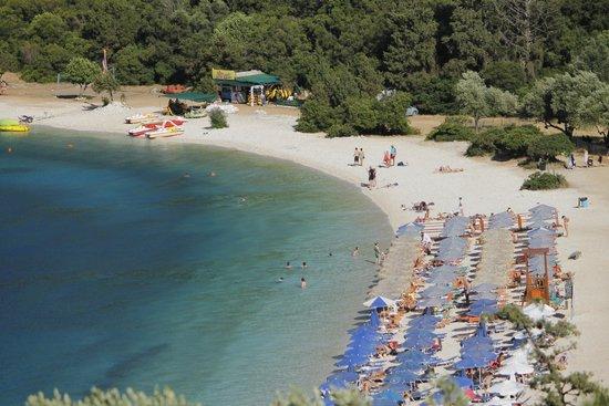 Greka Ionian Suites: Spiaggia Antisamos