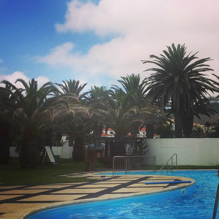 Torre Praia Hotel: hotel outdoor pool