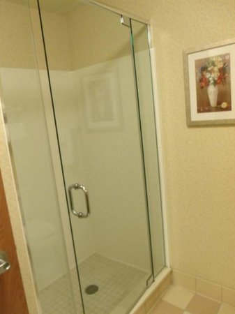 Fairfield Inn & Suites State College: Bathroom