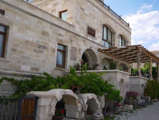 Goreme Inn Hotel: Charming exterior
