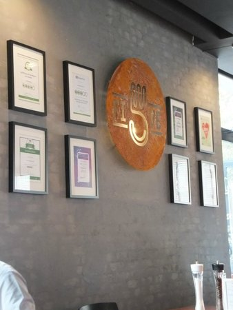 Five Restaurant: Deserved accolades