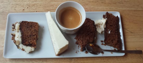 My Food: Cafe gourmand
