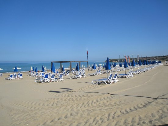 Club Med Kamarina : la spiaggia