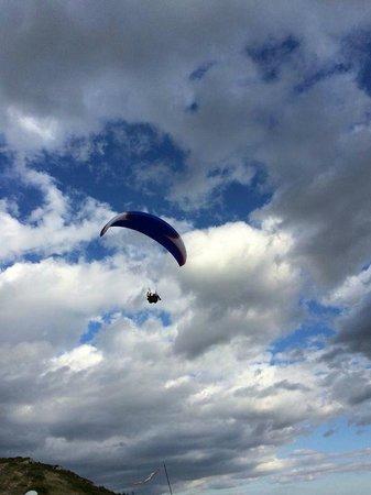 Ager, Ισπανία: vuelo en parapente biplaza