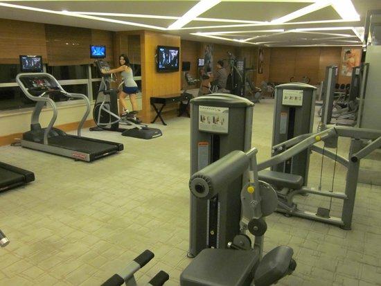 Wyndham Bund East Shanghai: Gym