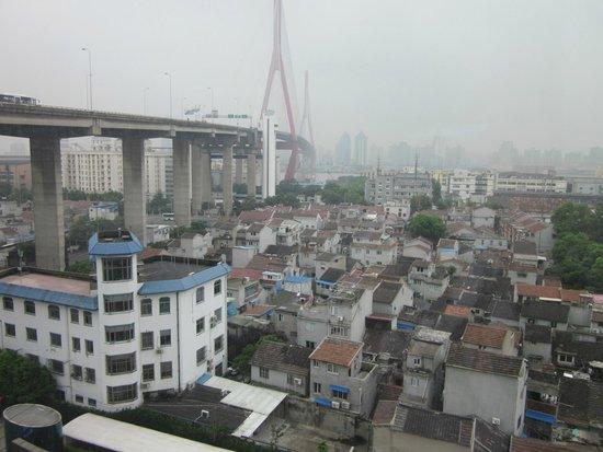 Wyndham Bund East Shanghai: Vistas